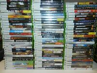 Microsoft Xbox 360 Games Complete Fun You Pick & Choose Video Games Lot UPDATED