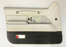 NOS 1993-1994 Lincoln Town Car Doorpanel LF, Gray (F3VY5423943CYF)