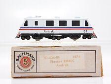 N Scale Bachmann 51-626-05 Amtrak Plasser EM80C Electric Locomotive #31