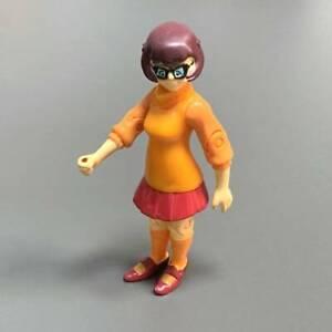 """Scooby-Doo VELMA 5"""" Action Figure Hanna-Barbers Scooby Doo Toys Xmas Gifts"""