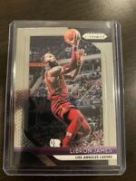 2018-19 Panini Prizm #6 LeBron James Base Card Gem Mint ? PSA BGS