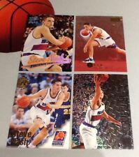 Steve Nash 4-CARD Rookie LOTTO FIGURINE BASKET NBA-MVP/Hof