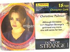 Doctor Strange Movie Trading Card - 1x #018 character Card-TCG