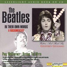 PAUL MCCARTNEY BEYOND MYTH (CD) BEATLES OWN WORDS