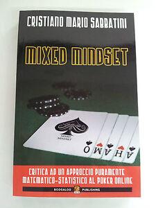 Mixed mindset - Libro sul Poker Texas Hold'em  Spedizioni con corriere