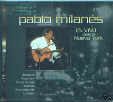 PABLO MILANES EN VIVO LIVE IN NEW YORK SEALED 2 CD SET