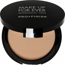 Make UP FOR EVER PRO Finish Powder Foundation 163 neutro CAMEL RRP £ 30 in Scatola