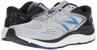 New Balance Men's Shoes 840v4 Fabric Low Top Lace Up Trail, Grey/Blue, Size 12.5