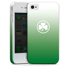 Apple iPhone 4 premium case cover-greuther fuerth degradado
