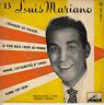 45TRS VINYL 7''/ FRENCH EP LUIS MARIANO / L'ETRANGER AU PARADIS + 3