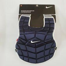 Nike Baseball Catcher's Chest Protector Navy White NWT PBP300-401 SZ 17 New