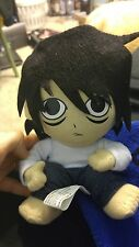L Death Note plush