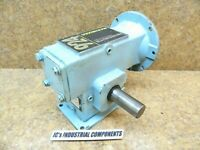 Winsmith    30:1 ratio   speed reducer   924   56C mount  1007 In Lbs