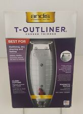 Andis T-Outliner Professional Corded Trimmer With T-Blade New In Open Box