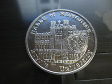 king arthur loyola university new orleans 1983 mardi gras doubloon aluminum