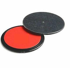 73mm GPS Adhesive Dash Dashboard Suction Mount Disk Garmin Nuvi TomTom Magellan