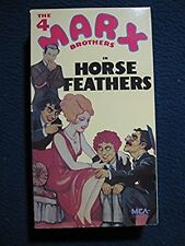Horse Feathers [VHS] [VHS Tape] [1932]