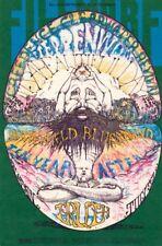 DEAD MINT CCR Steppenwolf Ten Years After 1968 BG 127 Fillmore Poster