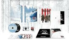The Hateful Eight 8 FULL SLIP A BLU-RAY STEELBOOK + OST KIMCHIDVD Exclusive
