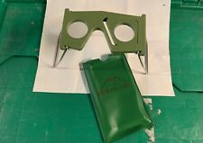 stereoscope stereo viewer 2X Pocket Size