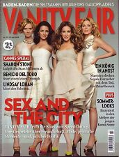 SEX AND THE CITY ,SARAH JESSSICA PARKER  VANITY FAIR
