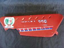 FIANCATA CARENA FANTIC MOTOR 125 TX TRIAL ORIGINALE OLD BIKE ITALY