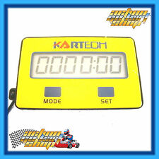 GO KART TACHO & ENGINE HOURS RECORDED MAX RPM RECALL 2 & 4 Stroke Mode