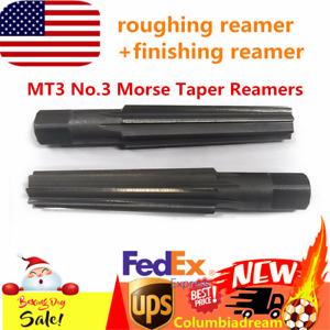 "Dormer HSS 15//16/"" Morse Taper Shank MT3 Machine Reamer R1779"