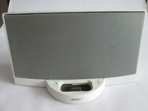 BOSE SOUNDDOCK DIGITAL MUSIC SYSTEM, DOCK ONLY, UNTESTED, SPARES OR REPAIR