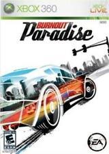 Xbox 360 Burnout Paradise VideoGames