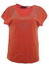 BPC Selection Camiseta Remaches Túnica Blusa camiseta top camisa naranja 961514