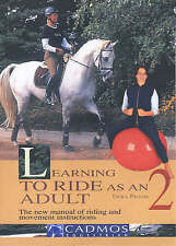 USED (VG) Learning to Ride as an Adult 2: A New Training Method for First-Time R
