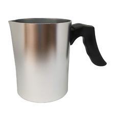 Wax Melting Pot Small Aluminium Jug - 550ml
