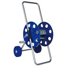 Aqua Systems HOSE REEL CART w/ Powder Coated Steel Frame, Durable Wheels 45m
