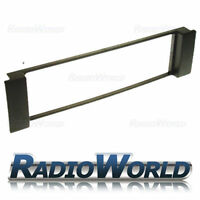 Seat Leon Fascia Facia Panel Adapter Plate Trim Surround Car Stereo Radio