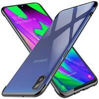 Slim Cover für Samsung Galaxy A10 Hülle Silikon Handy Tasche Schutzhülle Case