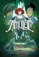 Amulet 4 : The Last Council, Paperback by Kibuishi, Kazu, Like New Used, Free...