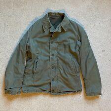 WW2 USN Navy N4 Deck Jacket Used