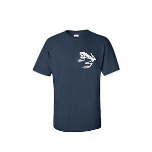 Navy Seals DEVGRU US Seal Team Frog Skeleton T-Shirt (ALL COLORS/SIZES)