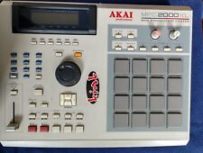 Akai MPC 2000XL Sampler Sequencer Drum Pad Machine Midi Production Center