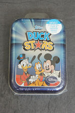 Topps Duck Stars Mini Tin Box + Limitierte Auflage Neu & OVP  Sammelkartenspiel