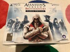 GIOCO ASSASSIN'S CREED BROTHERHOOD CODEX COLLECTOR'S EDITION PS3 USATA ITALIANA