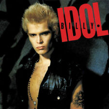 Billy Idol ‎CD 1984 Chrysalis F2 21377 Canada Reissue With Dancing With Myself