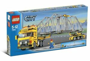 Lego City Heavy Loader 7900 (2006) Pre-Owned