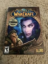 ��World of Warcraft (Windows/Mac, 2004) Brand New Factory Sealed