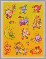 "5/""-8.5/"" Rainbow brite kitty brite butterfly wall safe sticker border cut out"