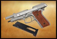 Taurus PT 92 Licensed Trademarked Full Metal Co2 Blowback Airsoft Gun Pistol.