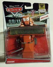 Cars - FRANK -  Mattel Disney Pixar Deluxe SODDISFATTI O RIMBORSATI saetta