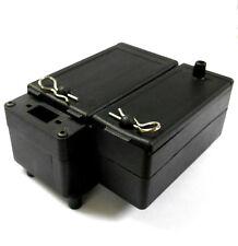85733 plástico negro Vacías Batería recibidas Caja vivienda HSP 1/8 Escala