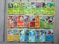 Collection complète hors ultra rares EX de cartes pokemon XY7 ORIGINES ANTIQUES
